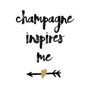 Champagne by Erin Clark