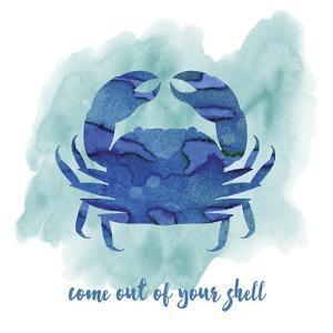Crab by Erin Clark