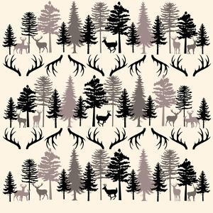 Deer Forest BT by Erin Clark