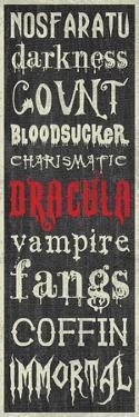 Dracula Sign by Erin Clark