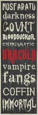 Dracula Sign by Erin Clark