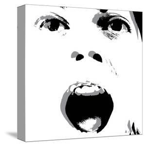 Face I by Erin Clark