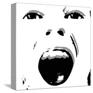 Face II by Erin Clark