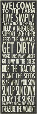 Farm Rules by Erin Clark