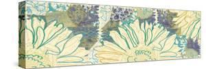 Flower Panel I by Erin Clark