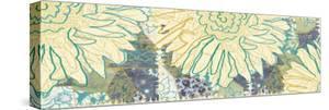 Flower Panel II by Erin Clark