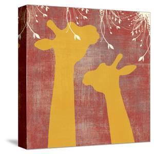 Giraffe by Erin Clark