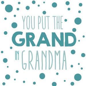 Grandma by Erin Clark