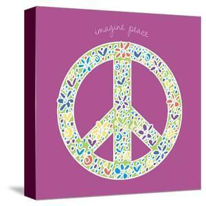 Imagine Peace by Erin Clark
