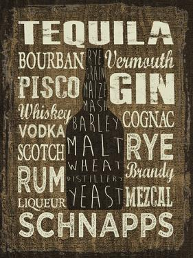 Liquor Sign III by Erin Clark