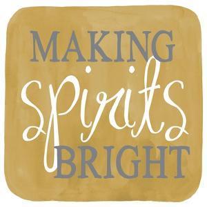 Making Spirits Bright by Erin Clark