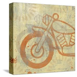 Motorcycle I by Erin Clark