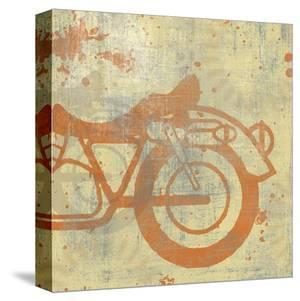 Motorcycle II by Erin Clark