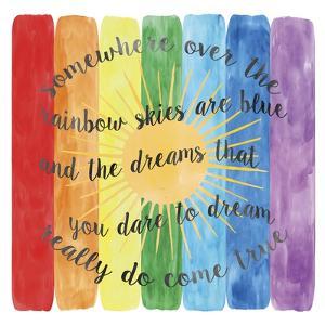 Over the Rainbow by Erin Clark