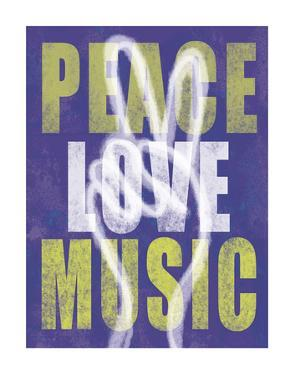 Peace Love Music by Erin Clark