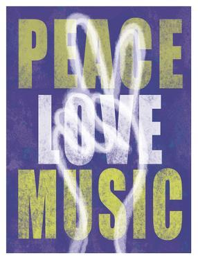 Peace Love Music by Erin Clark