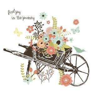 Wheelbarrow by Erin Clark
