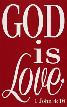 God Is Love by Erin Deranja