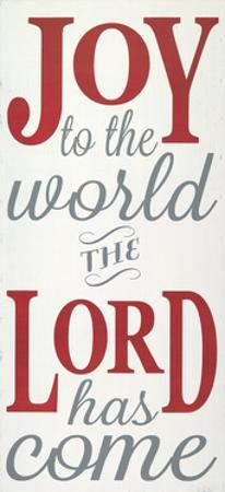 Joy to the World the Lord by Erin Deranja