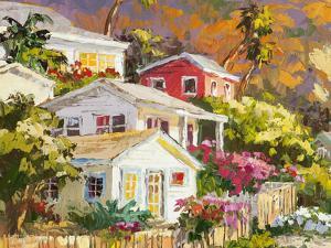 Beach Cottage Community by Erin Dertner