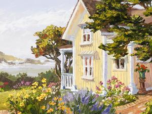 Victorian Seaside Haven by Erin Dertner