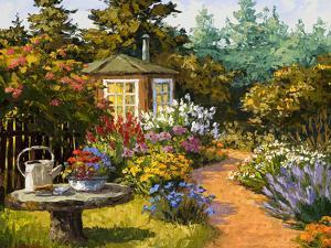 Woodland Garden by Erin Dertner