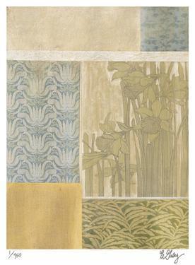 Flowers & Fabric Catalogue Suite #7 by Erin Galvez
