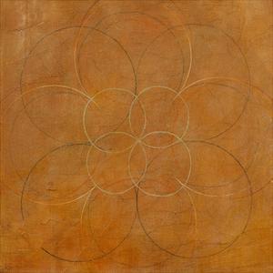 Wax Linear Orange by Erin Galvez