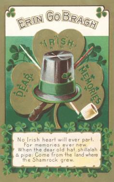 Erin Go Bragh, Dear Irish Memories