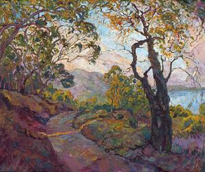 California Trail by Erin Hanson