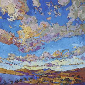 Driving Sky by Erin Hanson