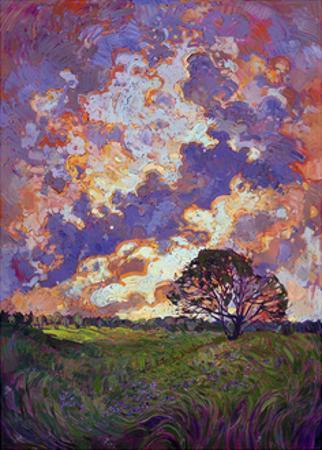 Sky Burst by Erin Hanson