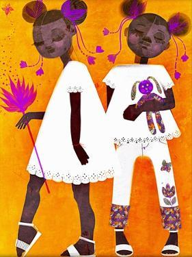The Petite Twins by Erin K. Robinson