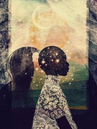 The Sun, Stars and Moon