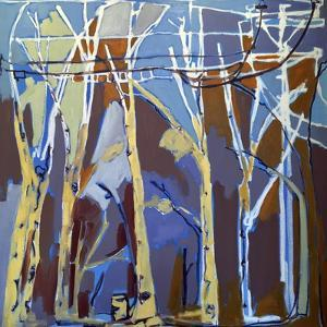 Trees & Wires II by Erin McGee Ferrell