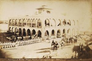 Eritrea, Massawa, Ceremony for Investiture of Kantibai Hassan, Supreme Leader of Hababs
