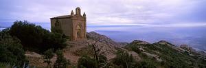 Ermita De Sant Joan at Montserrat, Catalonia, Spain