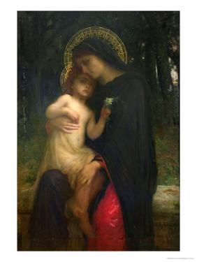 L'Addolorata by Ernest Antoine Hebert
