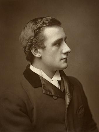 Fuller Mellish, British Actor, 1887