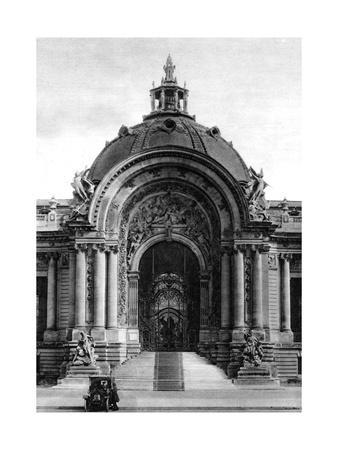 Palace of Arts of the City of Paris, 1931