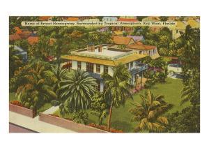 Ernest Hemingway Home, Key West, Florida