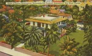 Ernest Hemingway Home, Key West, Florida