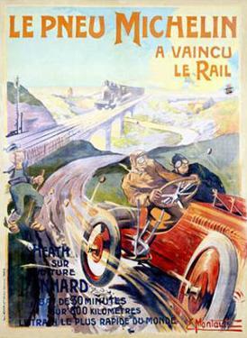 Le Pneu Michelin by Ernest Montaut