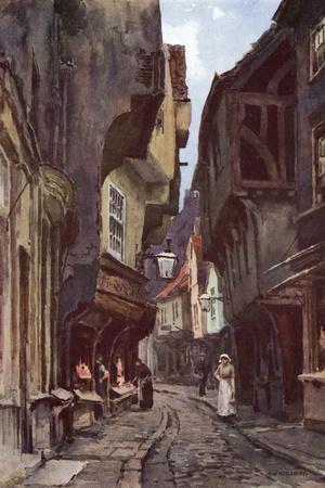 York Shambles