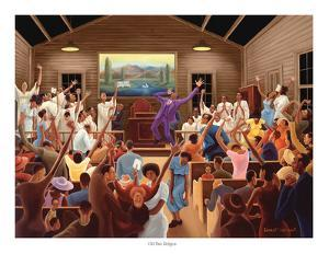 Old Time Religion by Ernest Watson