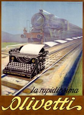 Olivetti by Ernesto Pirovano