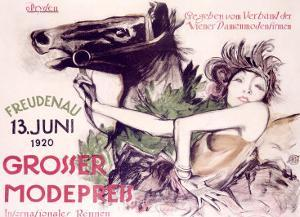 Grosser Mode Preis by Ernst Deutsch