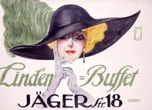 Linden Buffet by Ernst Deutsch