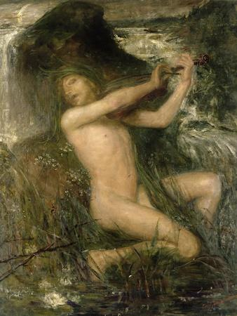 The Water Sprite, 1882