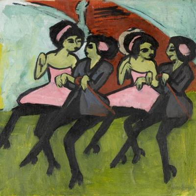 Panama Dancers, 1910-1911
